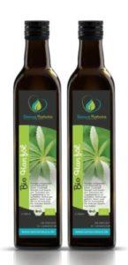 Bio Hanfsamenöl Cannabisöl