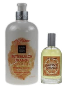 Asambeauty M.Asam Buttermilch Orange Eau de Parfum