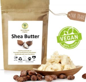 Sheabutter-unraffiniert-Fair-Trade