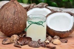 Nagelpflege Kokosnussöl